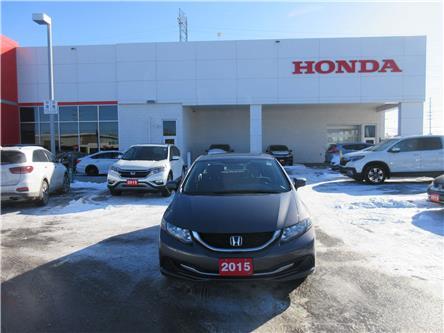 2015 Honda Civic EX (Stk: 27794L) in Ottawa - Image 2 of 19