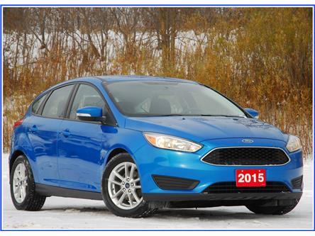 2015 Ford Focus SE (Stk: 150460) in Kitchener - Image 1 of 16