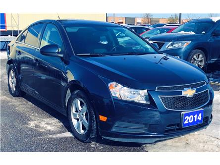 2014 Chevrolet Cruze 2LT (Stk: 8121H) in Markham - Image 1 of 20