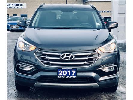 2017 Hyundai Santa Fe Sport 2.4 Premium (Stk: 8125H) in Markham - Image 2 of 25