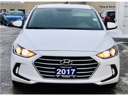 2017 Hyundai Elantra GL (Stk: 8126H) in Markham - Image 2 of 18
