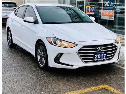 2017 Hyundai Elantra GL (Stk: 8126H) in Markham - Image 1 of 18