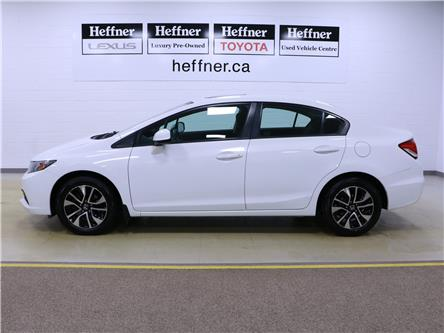 2013 Honda Civic EX (Stk: 196180) in Kitchener - Image 2 of 30