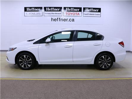 2013 Honda Civic EX (Stk: 196180) in Kitchener - Image 2 of 30