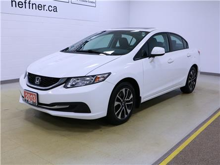 2013 Honda Civic EX (Stk: 196180) in Kitchener - Image 1 of 30