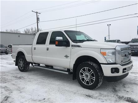 2016 Ford F-350 Lariat (Stk: 9U017A) in Wilkie - Image 1 of 21