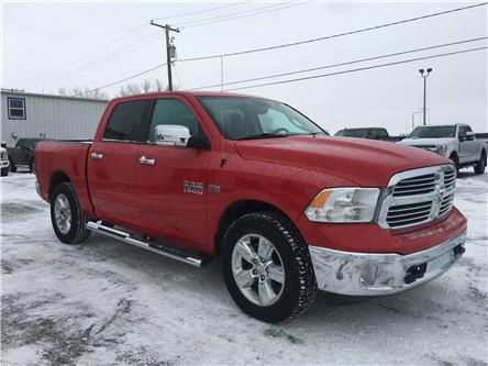 2014 RAM 1500 SLT (Stk: 9U031) in Wilkie - Image 1 of 17