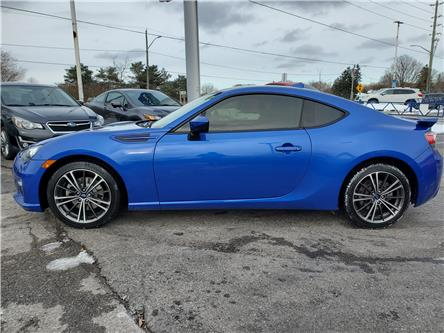 2016 Subaru BRZ Sport-tech (Stk: 20S31A) in Whitby - Image 2 of 22