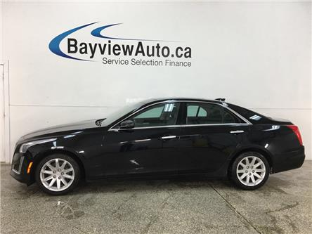 2015 Cadillac CTS 2.0L Turbo Luxury (Stk: 36127) in Belleville - Image 1 of 26