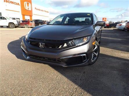 2020 Honda Civic LX (Stk: 20034) in Pembroke - Image 1 of 24