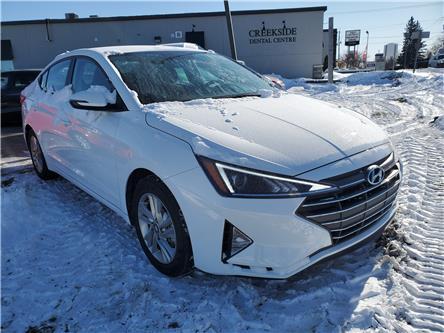 2020 Hyundai Elantra Preferred (Stk: ) in Kemptville - Image 1 of 18