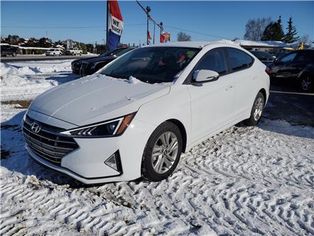 2020 Hyundai Elantra Preferred (Stk: ) in Kemptville - Image 2 of 18