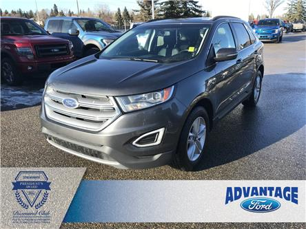2016 Ford Edge SEL (Stk: K-2480A) in Calgary - Image 1 of 24