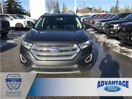 2016 Ford Edge SEL (Stk: K-2480A) in Calgary - Image 2 of 24