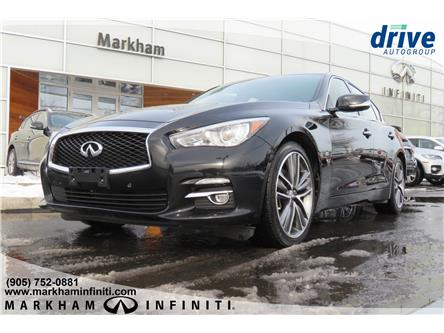 2015 Infiniti Q50 Base (Stk: P3288) in Markham - Image 1 of 21