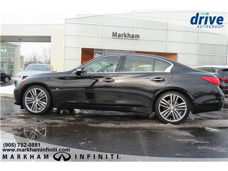 2015 Infiniti Q50 Base (Stk: P3288) in Markham - Image 2 of 21