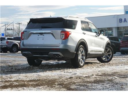 2020 Ford Explorer Platinum (Stk: S202431) in Dawson Creek - Image 2 of 19
