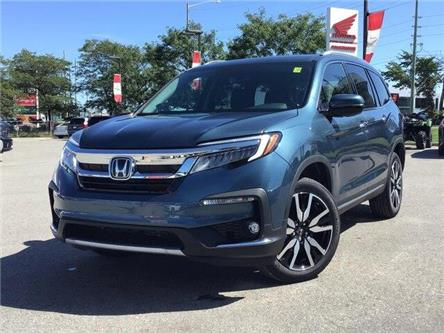 2020 Honda Pilot Touring 7P (Stk: 20142) in Barrie - Image 1 of 26