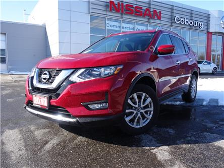 2017 Nissan Rogue SV (Stk: CLC704396L) in Cobourg - Image 1 of 32