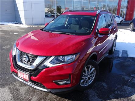 2017 Nissan Rogue SV (Stk: CLC704396L) in Cobourg - Image 2 of 32