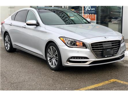 2020 Genesis G80 3.8 Technology (Stk: 8124H) in Markham - Image 1 of 27