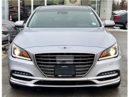 2020 Genesis G80 3.8 Technology (Stk: 8124H) in Markham - Image 2 of 27