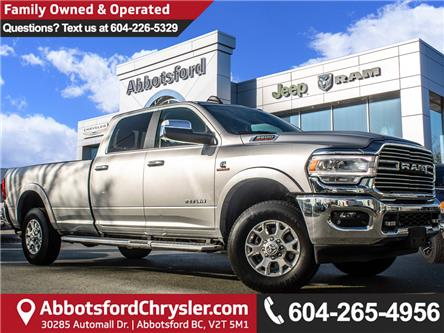 2019 RAM 3500 Laramie (Stk: AB0950) in Abbotsford - Image 1 of 30