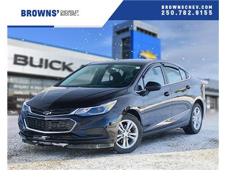 2018 Chevrolet Cruze LT Auto (Stk: T19-1002A) in Dawson Creek - Image 1 of 16