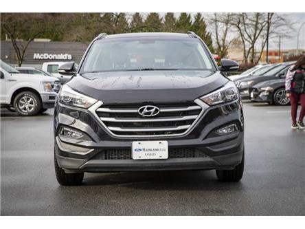 2017 Hyundai Tucson SE (Stk: P41012) in Vancouver - Image 2 of 23