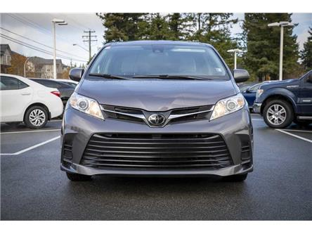 2019 Toyota Sienna LE 8-Passenger (Stk: VW1013) in Vancouver - Image 2 of 20