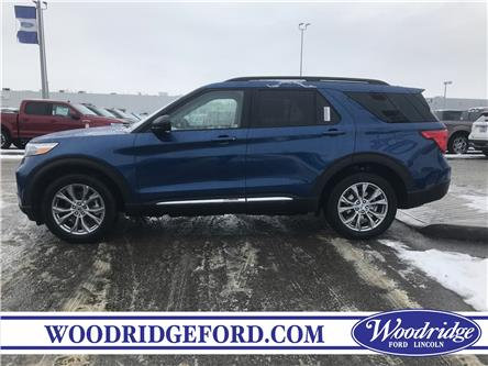 2020 Ford Explorer XLT (Stk: L-79) in Calgary - Image 2 of 5