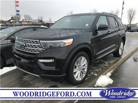 2020 Ford Explorer Limited (Stk: L-101) in Calgary - Image 1 of 4