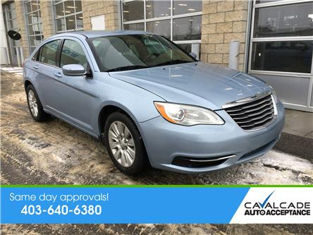 2012 Chrysler 200 LX (Stk: R60209) in Calgary - Image 1 of 18