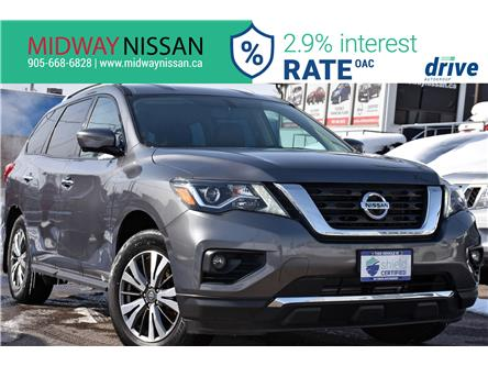 2017 Nissan Pathfinder SL (Stk: LC711395A) in Whitby - Image 1 of 36