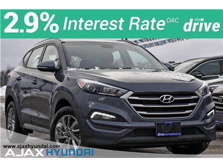 2018 Hyundai Tucson Premium 2.0L (Stk: P4864) in Ajax - Image 1 of 31