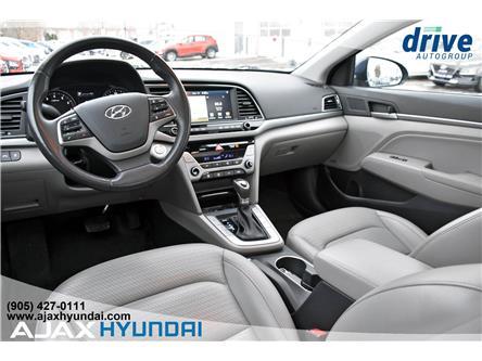 2017 Hyundai Elantra Limited SE (Stk: P4861) in Ajax - Image 2 of 34