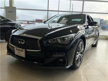 2020 Infiniti Q50  (Stk: I7054) in Guelph - Image 2 of 18