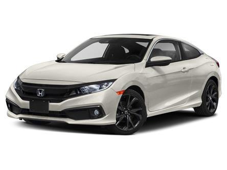 2020 Honda Civic Sport (Stk: N5380) in Niagara Falls - Image 1 of 9