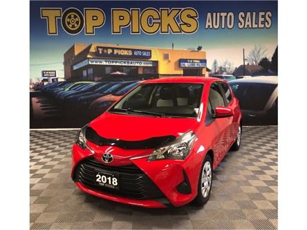 2018 Toyota Yaris LE (Stk: 088997) in NORTH BAY - Image 1 of 27