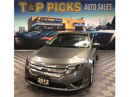 2012 Ford Fusion SEL (Stk: 308146) in NORTH BAY - Image 1 of 25