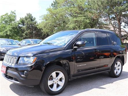 2015 Jeep Compass Sport/North| AWD| Leather| Keyless Ent (Stk: 5415) in Stoney Creek - Image 2 of 16
