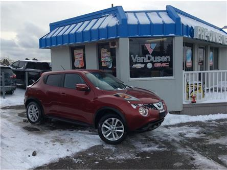 2016 Nissan Juke SV (Stk: 195031A) in Ajax - Image 1 of 22