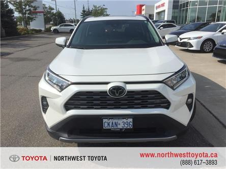 2019 Toyota RAV4 LIMITED AWD (Stk: 055321I) in Brampton - Image 2 of 15