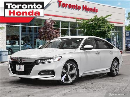 2018 Honda Accord Sedan Touring (Stk: 39667) in Toronto - Image 1 of 27