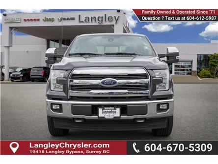 2017 Ford F-150 XLT (Stk: EE910710B) in Surrey - Image 2 of 27