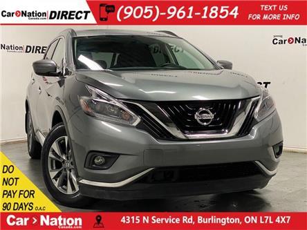 2018 Nissan Murano  (Stk: DRD2815) in Burlington - Image 1 of 41