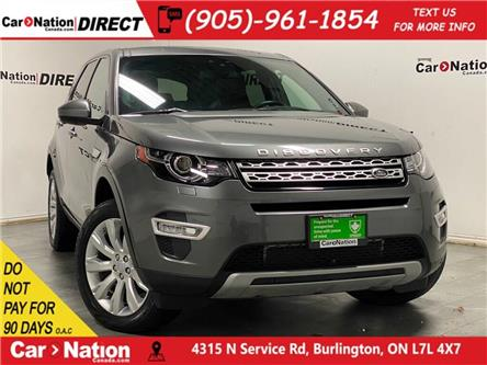 2016 Land Rover Discovery Sport HSE LUXURY (Stk: DRD2884) in Burlington - Image 1 of 42