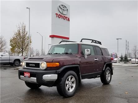 2007 Toyota FJ Cruiser  (Stk: 20135B) in Bowmanville - Image 1 of 20