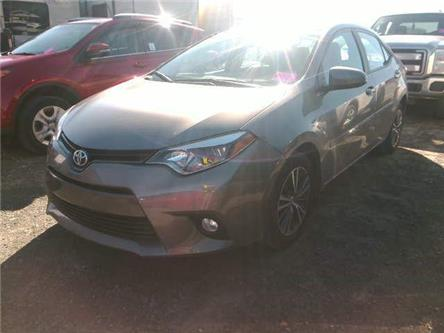 2016 Toyota Corolla  (Stk: 493499) in Vaughan - Image 1 of 9