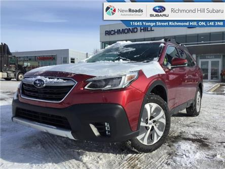 2020 Subaru Outback Limited (Stk: 34082) in RICHMOND HILL - Image 1 of 24